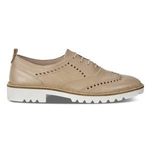 ECCO Incise Tailored Shoe Shoes size  : 10 - Dune