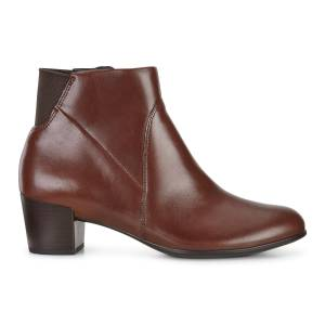 ECCO Shape 35 Mid Cut Boot Shoes size  : 9 - Mink