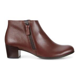 ECCO Shape M 35 Ankle Boot size  : 7 - Mink Bison