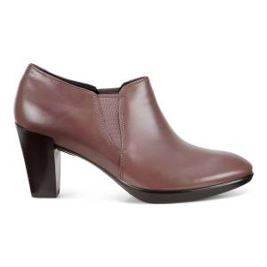 ECCO Shape 55 Plateau Stack Shoes size  : 8 - Deep Taupe