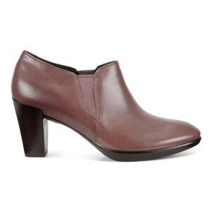 ECCO Shape 55 Plateau Stack Shoes size  : 10 - Deep Taupe