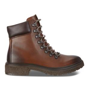 ECCO Womens Crepetray Boot Size 9-9.5 Brown