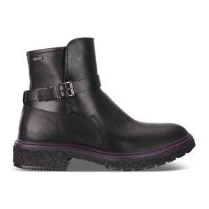 ECCO Womens Crepetray Gtx Boot Size 7-7.5 Black