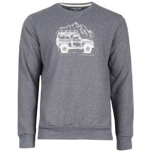 United By Blue Men's Adventure Mobile Crew Long-Sleeve Pullover - Size XL