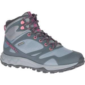 Merrell Women's Altalight Mid Waterproof Hiking Boots - Size 7.5