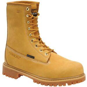 Carolina Men's 8 In. Steel Toe Waterproof Insulated Work Boots