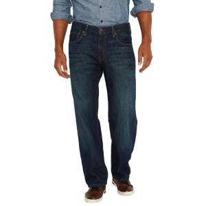 Levis Men's 569 Loose Straight Fit Jeans
