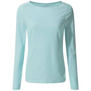 Craghoppers Women's Insect Shield Erin Ii Long-Sleeved Top - Size 10