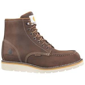 Carhartt Men's 6-Inch Wedge Boots, Brown