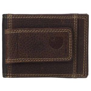 Carhartt Men's Rugged Front Pocket Wallet