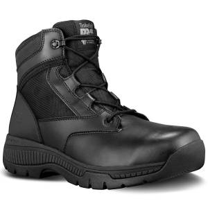 Timberland Pro Men's Valor Duty 6 Inch Soft Toe Tactical Boots, Wide