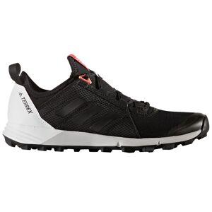 Adidas Women's Terrex Agravic Speed Trail Running Shoes, Black/white - Size 6