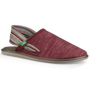 Sanuk Women's Yoga Sling Slip On Shoes - Size 10