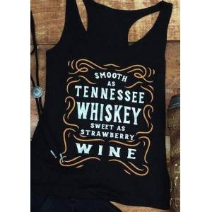 Smooth As Tennessee Whiskey Tank