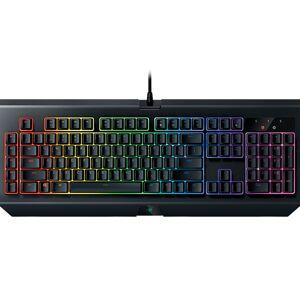 Razer BlackWidow Chroma V2 Gaming Keyboard (Razer Green Switch)