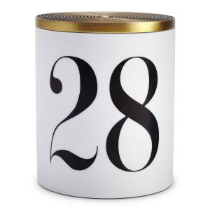 L'Objet Mamounia Candle - No. 28 - WHITE