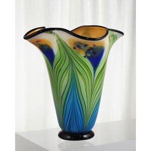 Dale Tiffany Kalima Decorative Art Glass Vase