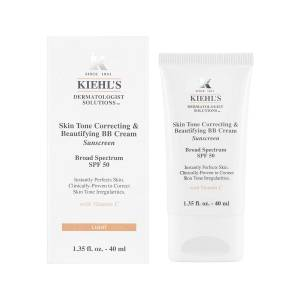 Kiehl's Since 1.35 oz. Skin Tone Correcting and Beautifying BB Cream SPF 50  - Fair - Gender: female
