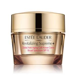 Estee Lauder 1.7 oz. Revitalizing Supreme+ Global Anti-Aging Cell Power Creme SPF 15