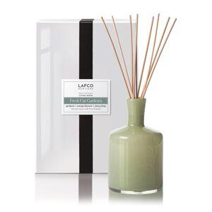 Lafco Fresh Cut Gardenia Reed Diffuser - Living Room, 15 oz./ 444 mL