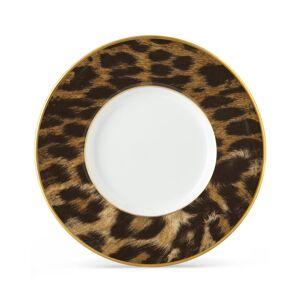 Ralph Lauren Hutchinson Leopard Saucer