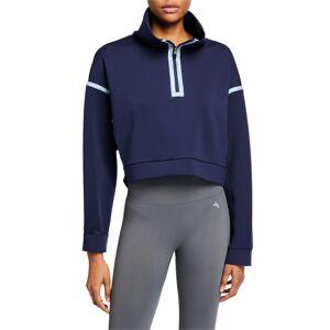 Nike City Ready Cropped Fleece Hoodie