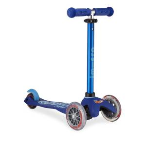 Micro Kickboard Micro Mini Deluxe Kick Scooter, Blue, Ages 2-5