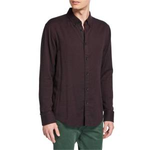 Rag & Bone Men's Fit 2 Tomlin Jaspe Sport Shirt
