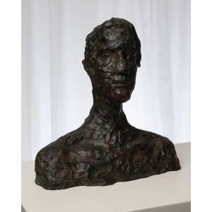 Global Views Eugene Bronze Sculpture