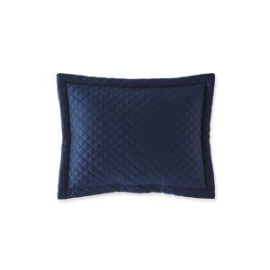 Ralph Lauren Quilted Sateen Argyle Pillow