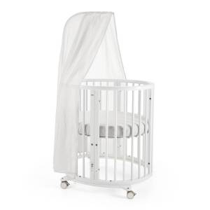 Stokke Canopy for Stokke Sleepi Mini Crib - WHITE