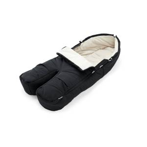 Stokke Footmuff for Use Stokke Xplory/Crusi Seat - BLACK