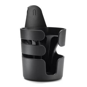 Bugaboo Plastic Cup Holder, Black
