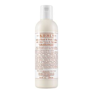 Kiehl's Since 8.4 oz. Grapefruit Deluxe Hand & Body Lotion with Aloe Vera & Oatmeal