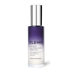 ELEMIS Peptide Night Recovery Cream-Oil, 1.0 oz./ 30 mL