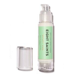 Eight Saints Bright Side Deep Clean Cream Cleanser with Glycolic Acid, 1.7 fl. oz. / 50 mL