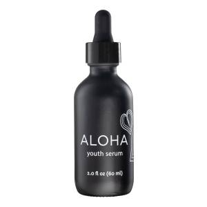 Honua Hawaiian Skincare Aloha Youth Serum, 2 oz./ 60 mL (Large)