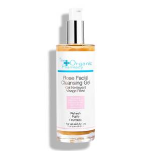 The Organic Pharmacy 3.4 oz. Rose Facial Cleansing Gel