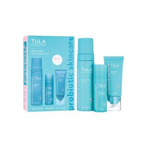 TULA Acne All-Stars Level 3 Acne Clearing Routine