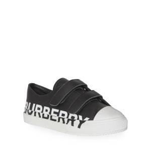 Burberry Larkhall Two-Tone Logo Low-Top Sneakers, Toddler/Kids  - MULTI - Gender: unisex - Size: 30EU (12.5US Kid)