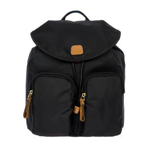 Bric's Small X-Travel City Backpack  - BLACK - Gender: female