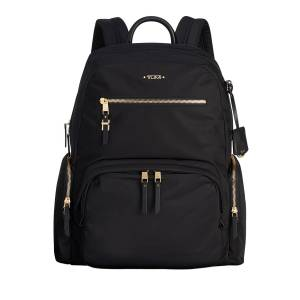 Tumi Carson Backpack  - BLACK - Gender: female