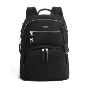 Tumi Voyageur Hartford Backpack  - BLACK/SILVER