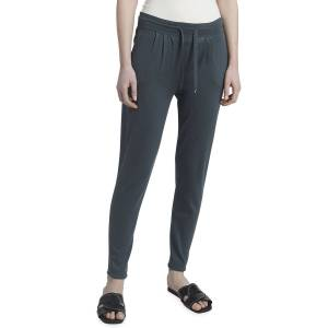 Maison Ullens Cashmere-Silk Track Pants with Drawstring-Waist - Size: Small
