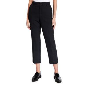 Ganni Plaid Suiting Pants - Size: 40 FR (8 US)