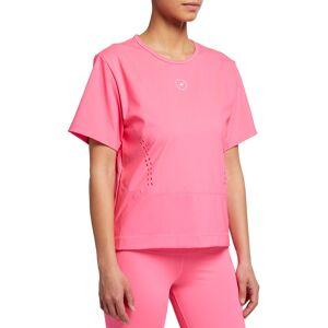 adidas by Stella McCartney TrueStar Short-Sleeve Tee - Size: Small