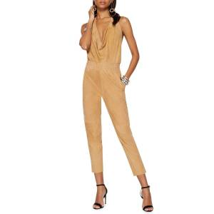 Ramy Brook Fable Skinny Suede Pants - Size: Medium