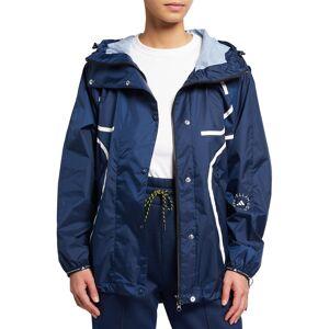 adidas by Stella McCartney TruePurpose Hooded Jacket - Size: Medium