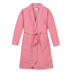 Petite Plume Mini Gingham Robe, Size 2-14 - Size: 7-8