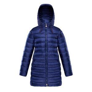 Moncler Girl's Jacinte Long Hooded Parka, Size 8-14 - Size: 10
